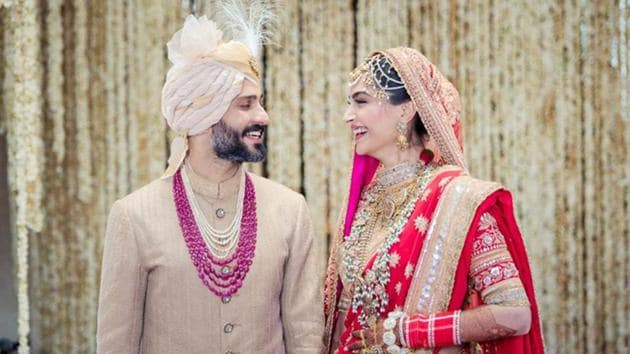 Sonam Kapoor and Anand Ahuja got married on May 8, 2018.