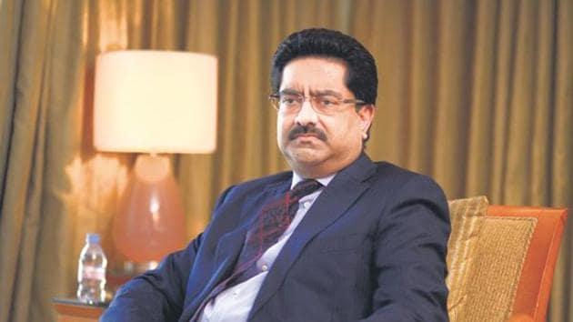 Kumar Mangalam Birla, Vodafone Idea chairman.(Mint Archive)