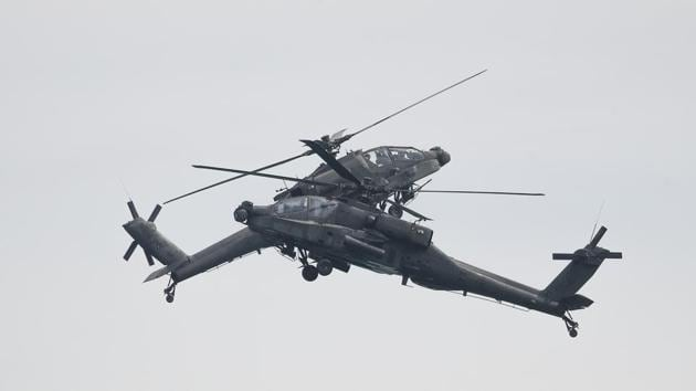 Centre to buy US naval helicopters manufactured by Lockheed Martin.(Bloomberg)