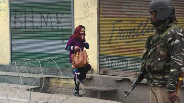 political parties in Jammu and Kashmir have welcomed the postponement of panchayat bye-elections in the Union Territory.(HTPhoto)