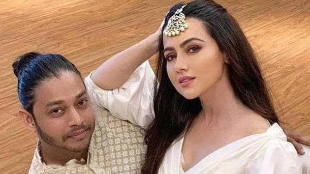 Sana Khan has accused her ex Melvin Louis of cheating on her with multiple women.