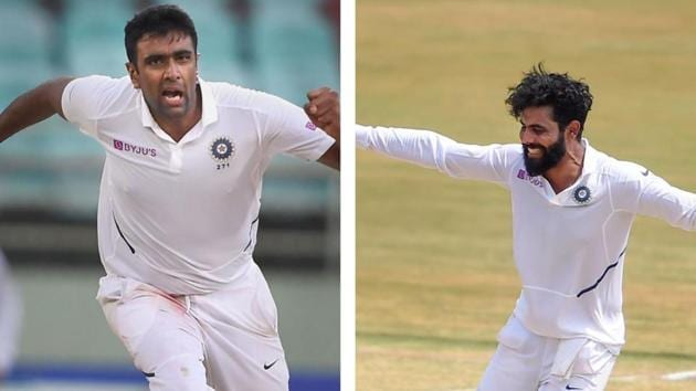 R Ashwin or Ravindra Jadeja: Whom will Kohli pick?(HT Collage)