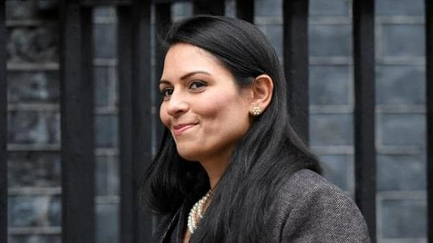 Home secretary Priti Patel has faced accusations of bullying(Reuters File Photo)