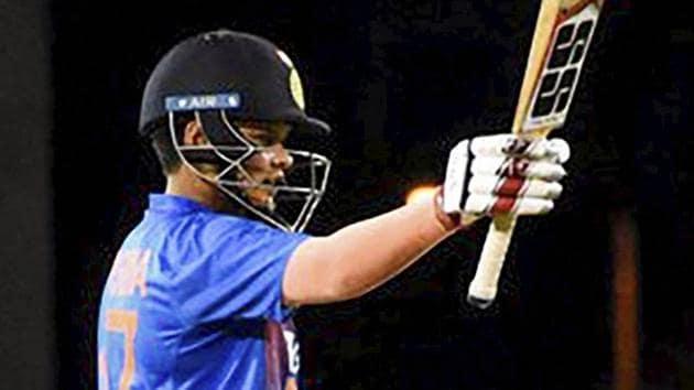 File image of India cricketer Shafali Verma(PTI)