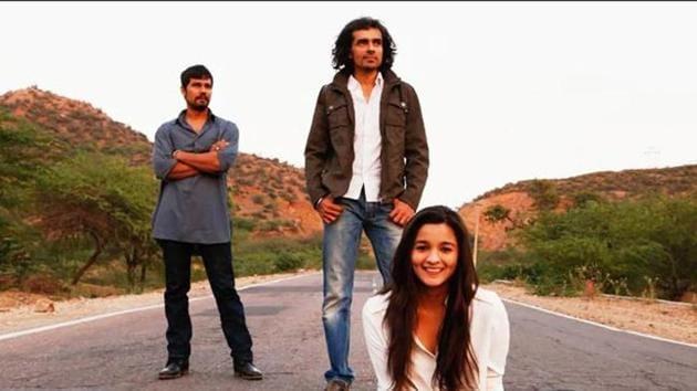 Randeep Hooda and Alia Bhatt starred in Imtiaz Ali's Highway.
