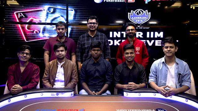 The new strategy course: Students from top schools have gotten more involved in live poker tournaments.