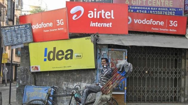 DoT last week asked all telecom companies to repay AGR dues immediately as per the October 24, 2019 verdict of the Supreme Court.(REUTERS)