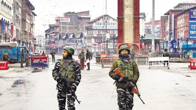 Centre plans to send 40 ministers to Jammu & Kashmir in April for another outreach following the nullification of the Constitution's Article 370(ANI Photo)