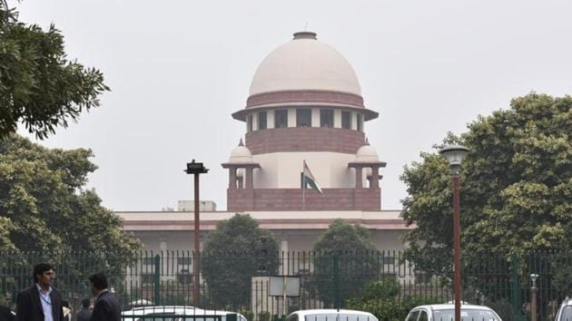 Supreme Court on Thursday agreed to hear challenges filed by Karnataka, Maharashtra, and Goa to the award granted by the Mahadayi Interstate Water Disputes Tribunal.(Sonu Mehta/HT PHOTO)