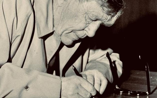 WH Auden birth anniversary: Interesting facts and quotes by English-American po...