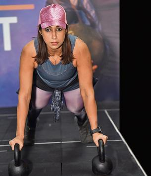 Try HIIT only under supervision, says fitness trainer Diksha Chhabra