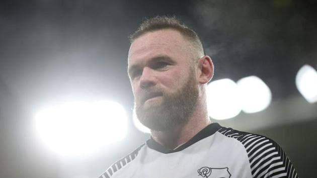 Soccer Football - FA Cup Fourth Round Replay - Derby County v Northampton Town - Pride Park, Derby, Britain - February 4, 2020 Derby County's Wayne Rooney Action Images/Carl Recine(Action Images)
