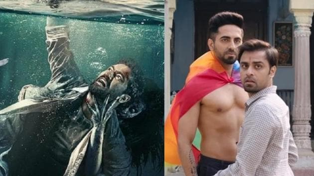 Shubh Mangal Zyada Saavdhan vs Bhoot Part One box office: Ayushmann Khurrana film crossed Rs 20.63 cr and Vicky Kaushal's film earned over Rs 10.62 cr in two days.