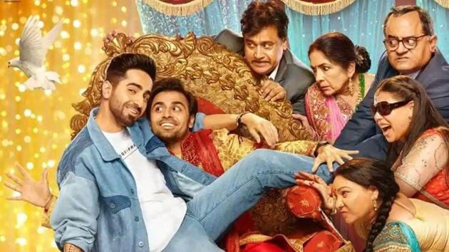 One of the funniest scenes in Shubh Mangal Zyada Saavdhan (SMZS) is set in a wedding.