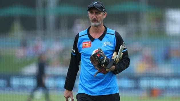 File image of Jason Gillespie(Getty Images)