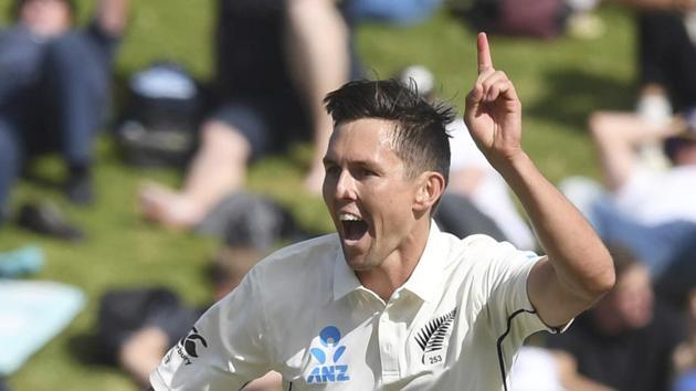 New Zealand's Trent Boult.(AP)