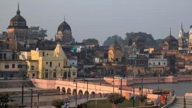 Based on the SC verdict, the Centre had asked the Uttar Pradesh government to allot five acres of land to the SCWB. The UP cabinet after its meeting on February 5 made the allotment in Dhannipur village in Sohawal tehsil of Ayodhya district. (Image used for representation).(REUTERS PHOTO.)