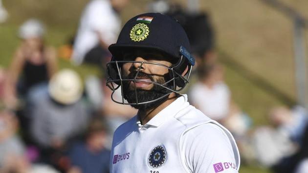 India's Virat Kohli.(AP)