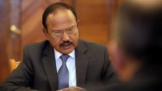 After taking stock of the situation till late midnight, Doval left office of Deputy Commissioner of Police North-East in Seelampur.(File photo)