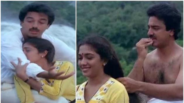 Punnagai Mannan stars Kamal Haasan and Rekha starred in this K Balachander film.