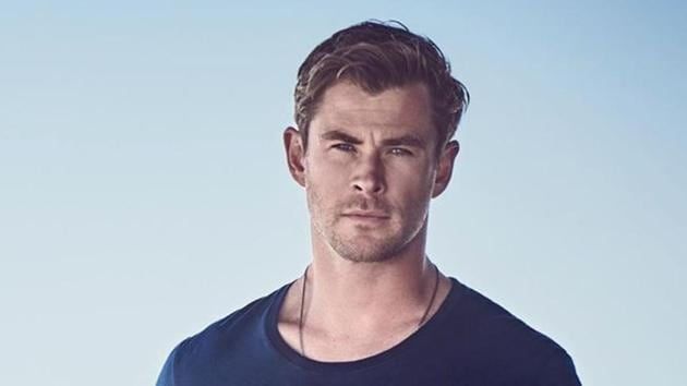 Chris Hemsworth will be seen next in the Netflix drama Extraction.