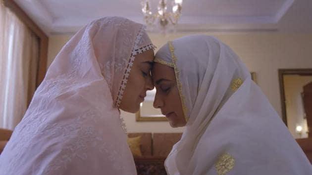 Sheer Qorma stars Divya Dutta and Swara Bhasker as the leads.