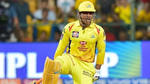 CSK's MS Dhoni will start training from March 2(Twitter)