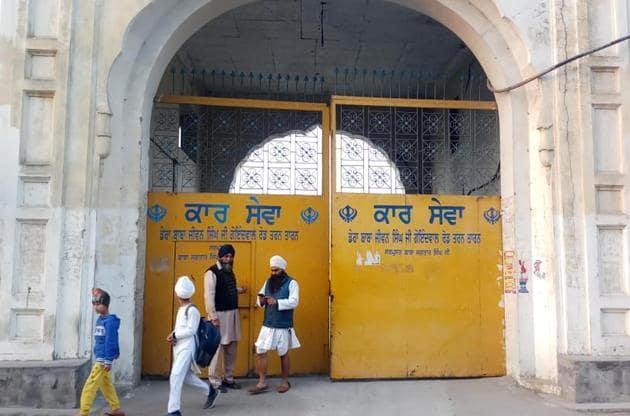 Dera Baba Jeevan Singh(ht photo)