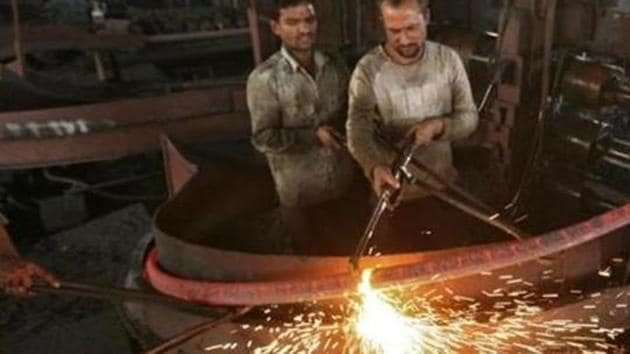 A large fraction of India's firms are small, informal and operate in the unorganised sector. Recent annual reports on Micro, Small and Medium Enterprises (MSMEs) indicate that the sector contributes to around 30% of India's GDP, and based on conservative estimates, employs around 50% of industrial workers.(REUTERS)