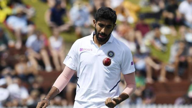 India's Jasprit Bumrah(AP)