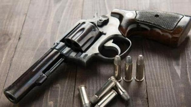 Police said the ,am used a licensed pistol fin the murder and suicide.(Representative photo/Shutterstock)