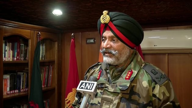 Chinar Corps Commander, Lt General KJS Dhillon said ceasefire violations by Pakistan along the Line of Control were part of attempts to facilitate infiltration of terrorists.(ANI)