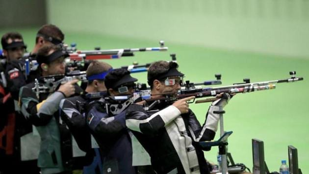 File photo of ISSF World Cup.(File)