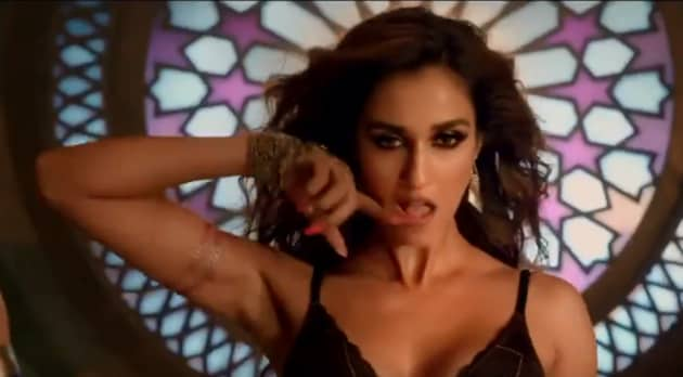 Disha Patani in a still from Baaghi 3 song Do You Love Me?