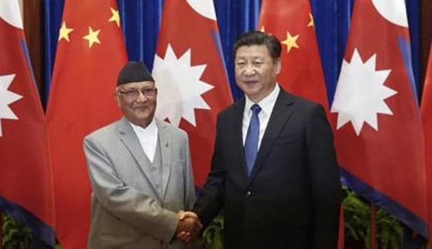 Nepal has over the last few years developed deeper bilateral ties with China, a country which had for decades limited its role as a friendly country and being happy with Nepal taking the One China policy and restricting activities of some 20,000 Tibetan refugees present in the country(AFP)
