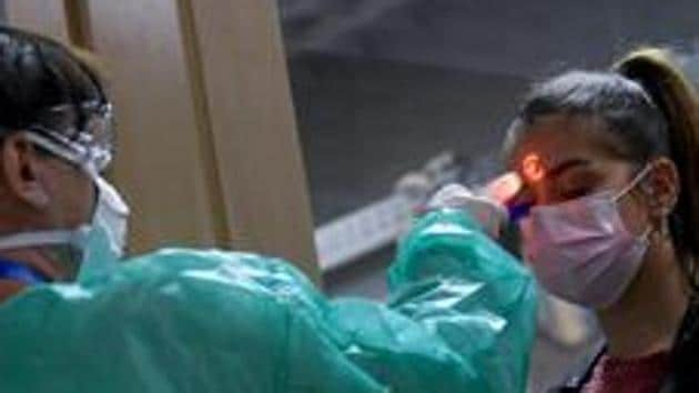 France is stepping up restrictions on people who have travelled from neighbouring Italy after a new outbreak of the virus there.(AP (Image for representation purpose))
