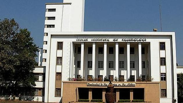 A file photo of Indian Institute of Technology, Kharagpur(HT File)