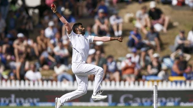 Jasprit Bumrah of India bowls during day two(Getty Images)