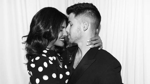 Nick Jonas said 10-year age gap with wife Priyanka Chopra 'is cool'.