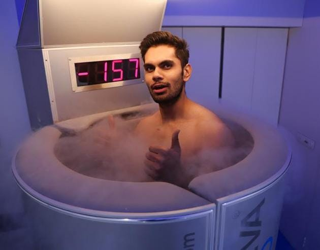 Cryotherapy is catching on as a way to rejuvenate, heal, recover from injury