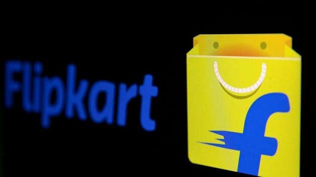 FILE PHOTO: The logo of India's e-commerce firm Flipkart is seen in this illustration picture taken January 29, 2019. REUTERS/Danish Siddiqui/Illustration/File Photo(REUTERS)