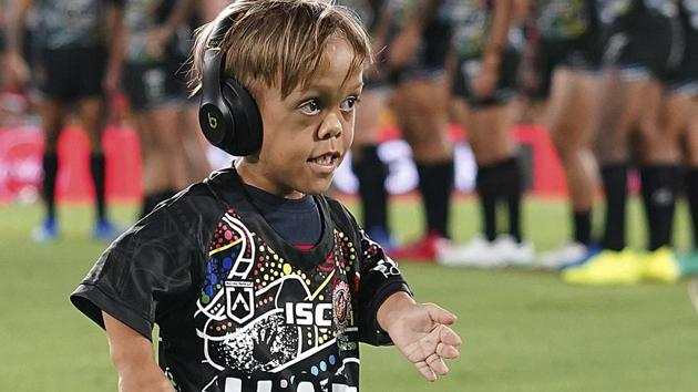 Although the funds were meant to send Bayles and his mum to Disneyland, his aunt told Australia's NITV News that the money would be used for charities instead.(AP)