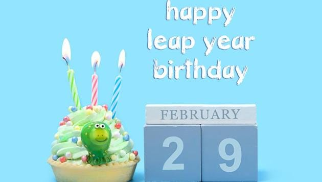 For those born on February 29, the year 2020 is truly special.(PHOTO: Shutterstock)