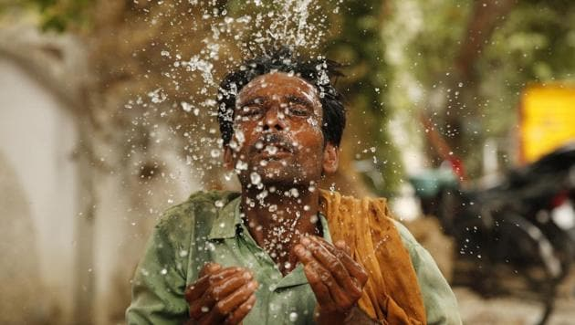 Temperatures could be warmer than normal in the pre-monsoon season due to low pre-monsoon rains in northwest India. (Image used for representation).(AP PHOTO.)