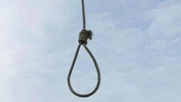 The body of the 27-year-old man was found hanging from the ceiling in the family's rented accommodation in Ghaziabad.(Representative Photo)
