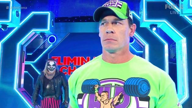 WWE SmackDown Results: Danger lurking behind John Cena