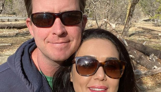 Preity Zinta and Gene Goodenough celebrated their leap year wedding anniversary.