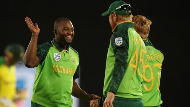 South Africa vs Australia 1st ODI highlights: Follow scorecard and updates of the first ODI between South Africa and Australia at the Boland Park in Paarl.(REUTERS)