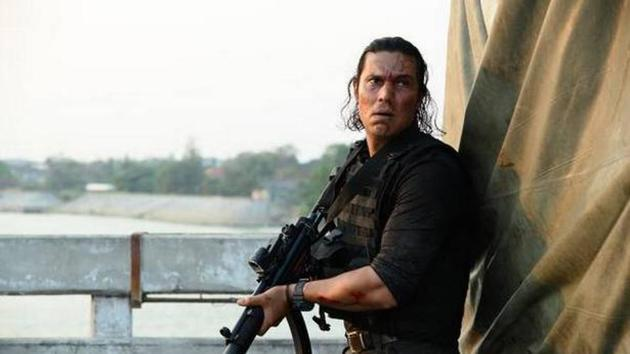 Randeep Hooda looks deadly in the first look of Netflix film, Extraction.