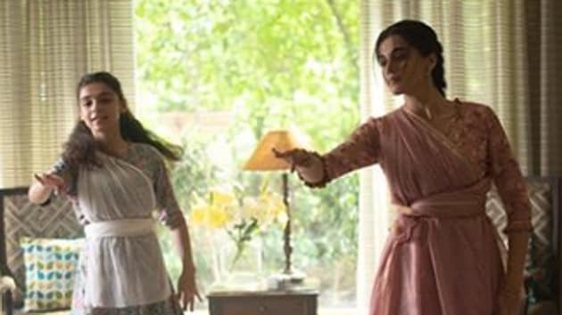 Thappad box office day 3: Taapsee Pannu starrer showed growth over the weekend to earn Rs 14 crore.